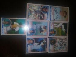 Valuable Baseball Cards These Card Are In Ment Condition
