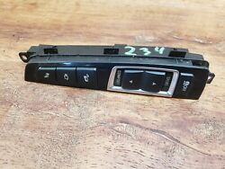 ✅ Oem Bmw F01 F02 Console Buttons Switch Suspension Drive Mode Camera