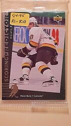 1994-95 Upper Deck Retail Redemption R1-10 And R11-r20 Sealed Sets