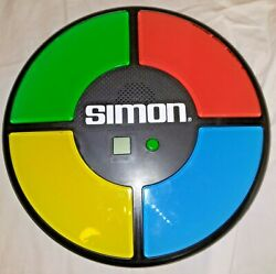 Simon Says Memory Electronic Board Game #1897 Tested And Working 2013