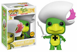 Pop Animation Hanna Barbera - Touche Turtle Chase Edition