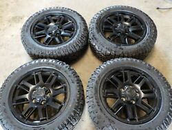 2020 Toyota Tundra 20x9 Factory Wheels 5x150 And Goodyear 275/55r20 Tires