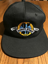 New - The Beatles 25 Years Abbey Road Cap Hat 1969 - 1994 - Rare