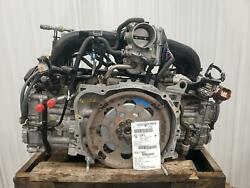 2014 Subaru Legacy 2.5 Engine Motor Assembly 84760 Miles Ej25 No Core Charge