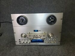 Pioneer Rt-909 2 Track 2 Channel Reel To Reel Tape Deck Serviced Excellent