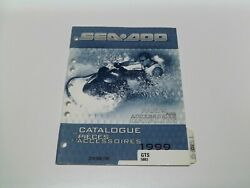 Factory Sea Doo Parts And Accessories Catalog 1999 Gts 5883
