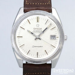Omega Seamaster Chronometer Ref.166.028 Vintage Cal.564 Automatic Mens Watch