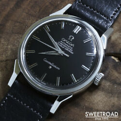 Omega Constellation Ref.167.005 Vintage Cal.551 Automatic Mens Watch Auth Works