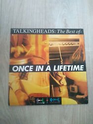 Talking Heads - Once In A Lifetime Best Of Very Rare