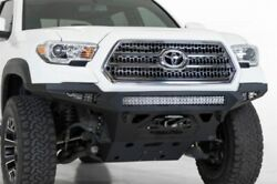 Addictive Desert Designs Fit 16-19 Toyota Tacoma Stealth Fighther Front Bumper