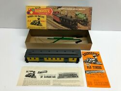 Roundhouse Ho Gauge 50' Pullman Virginia And Truckee Baggage Car Kit