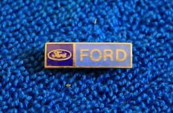 Ford Blue Oval Hat Lapel Pin Emblem Accessory Truck Auto