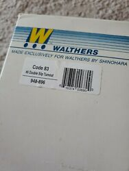 Walthers 948-896 Code 83 Non-dcc 8 Doubleslip Turnout