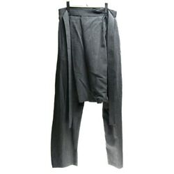 Hed Mayner2020ss Saruel Pants Gray Size M