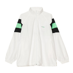 Menand039s Coat Loose Stitching Contrast Color Stand-up Collar Jacket Coat