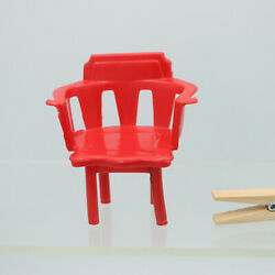 Red Arm Chair To The Ideal Evel Knievel Scramble Van Set 1973 Or Dollhouse