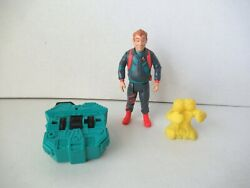Real Ghostbusters Ray Stantz With Grabbin Grappler Action Figure Kenner 1984