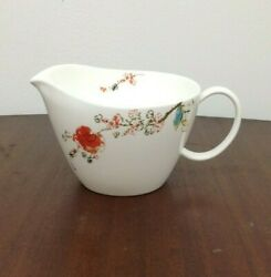 Lenox Simply Fine Chirp Gravy Boat Pour It On - Rare/discontinued