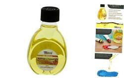 Refined Linseed Oil / 4.2 Fluid Ounce Container 125ml