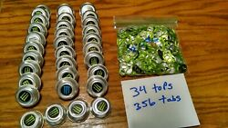 Lot Of 390 Monster Energy Can Tabs Unlock The Vault