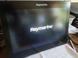 Raymarine Gs165 15.5 Glass Bridge Multifuction Display Power Cable Mount Cover