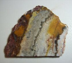 Natural Old Stock Mexican Lace Agate-rough/slab/cab/wrap-197