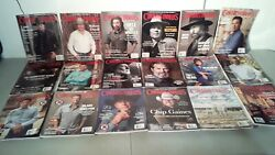 Lot Of 18 Different Cowboy And Indian Magazines 2014-2020 2