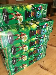 Incredible Hulk Heroclix Booster X 9 Sealed And New Marvel Wizkids