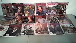 Lot Of 18 Different Cowboy And Indian Magazines 2008-2014 1