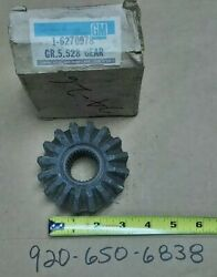 Nos Gm Chevy 6270978 Differential Gear Front 4wd Rear 8.5 73-78 Blazer Olds Cars