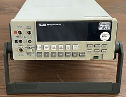 Fluke 8840a 5 1/2 Digits True Rms Dmm Options Ieee-05 And Ac-09