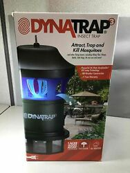 Open Box Dyna Trap3 Insect Trap Item No. Dt1775 Attract Trap And Kill Mosquitoes