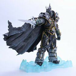 The Lich King World Of Warcraft Arthas Menethil Action Figure Death Knight Toy