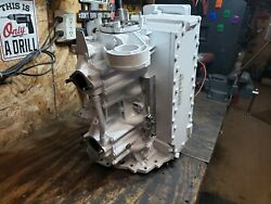 1981 Chrysler 125hp Outboard Motor 2 Stroke Power Head 140 Psi In All Cylinder