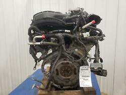 2012 Chrysler 200 3.6 Engine Motor Assembly 148817 Miles No Core Charge