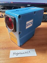 Sick Dme3000-111s01 Distance Measurement Sensor -- Used, Cleaned No Box
