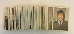Lot Of 70 The Beatles 1960 Color Cards Topps Trading Cards Various S Duplicates
