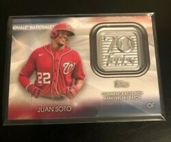 2021 Topps Series 2 70th Anniversary Patch Cards incl. Parallels You Pick