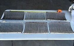 1942 1948 Ford Chrome Front Grill Grills Inserts