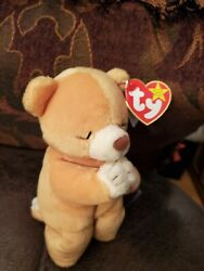 Rare Mint To Near Mint H0pe Beanie Baby With Errors