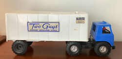 Vintage Two Guys Department Store Processed Plastic Co. Truck