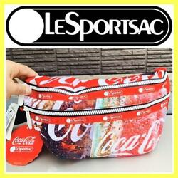 Tagged Limited Collaboration Products Lesportsac Coca Cola Bag Rare Items