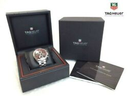 Tagheuer Carreracarrera Wristwatch Limited 600 For Japan Only