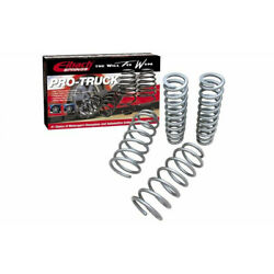Eibach For Jeep Renegade 4wd 15-18 Pro-lift Kit 1.0-1.7in Front/1.0-1.1in Rear