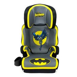 High-back Booster Car Seat, Dc Comics Batman, Over 4 Years Old