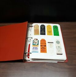 Album 280+ Vintage Matchbook Cover Covers Lot 1940andrsquos - 1980s Advertising Old