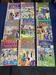 Old Comic Books Archie Jughead Betty And Veronica