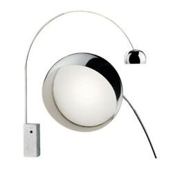 Flos Arc Led Ground Lamp By Achille Castiglioni Made In Italy