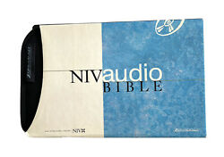 Niv Audio Bible Zondervan 64 Cds New In Package Old And New Testaments
