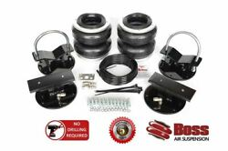 Boss Load Assist Kit With Compressor For Sprinter Van 2500 With 3 Inch Axle